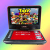 "7"" car dvd with android blu ray 3d player"