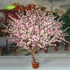 Artificial Pink Cherry Tree Bonsai Centerpieces BLS010 GNW