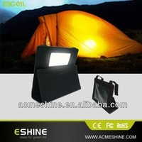 solar power charger bag for camping