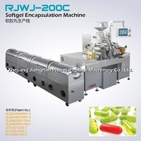 China Manufacturer Soft Gelatine Capsule Machine,Soft Gelatin Encapsulation Machine