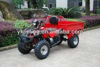 200cc fully automatic Trailed ATVs CVT with reverse quad bike (JLA-13T-10)