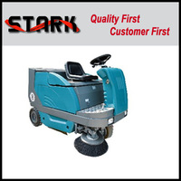 SDK1600 China supplier electric ride on pavement cleaning machine