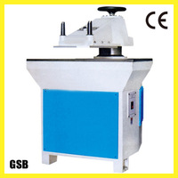 Swing beam cutting press/shoe cutting machinery