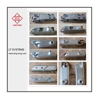 Aluminium System Tension Lock for Exhibition Booth