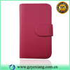 China Made Mobile Flip Cover For LG L4 II Dual E445 Leather Case