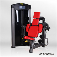 Biceps Curl Sitting Exercise Machine