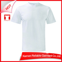 2015 32S mens xxxl 100% cotton t-shirt manufacturers in china with top quality, latest t shirt designs for men blank t-shirt