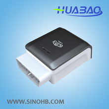 Huabao OBD diagnostic HB-A8 car obd ii gps trackers remotely reading odometer