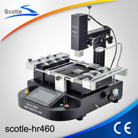 Hot air bga mobile phone repairing and soldering stations Scotle HR460 soldering machine