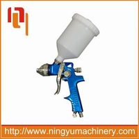 600ml Plastic Paint Cup HVLP air pressure Gun