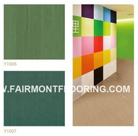 Basketball Court PVC Laminate Flooring / PVC Flooring for Sports, for Office in Tiles JX-01