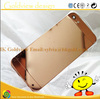 Wholesale for iphone 5 5s 6 rose gold conversion kit,Original new, !High quality 24ct gold back cover for iphone 5 gold body