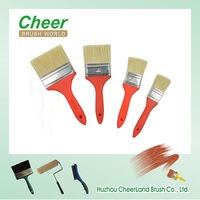 Paint brushes/ paint brushes, german paint manufacturers, Plastic handle round hair brush country distributor wanted