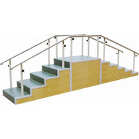 MCT-XYRT-7 Two-way Adjustable Rehabilitation Children Training Stairs Physiotherapy Equipment