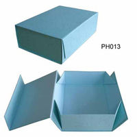 customized handmade luxury foldable gift box