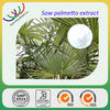 GMP China manufacturer hot natural prostate medicines saw palmetto extract with 25% fatty acids