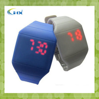 2015 Popular 30M waterproof sports digital LED silicone watch