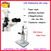 S360S professional LED illumination tower style slit lamp 3 Magnifications 10x 16x 25x