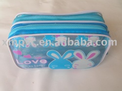 2-layer PVC pen case