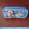 PVC Pencil Box with Mickey Mouse Printed