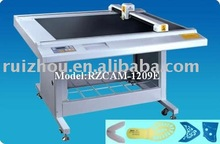 Footwear Paper Sample Cutting Table, Pattern Making Machine