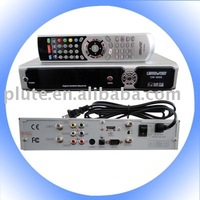 Digital satellite TV receiver(DVB-S) Captiveworks CW-800S with USB