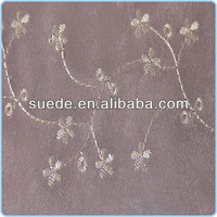 new product 2013 fashionable Good handfeel 100%polyester micro suede leather fabric