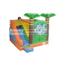 The jungle,themed combo,CH-IC090017B,Inflatable Games,Cheer