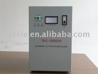 SVC-10KVA single phase Automatic Voltage Stabilizer/voltage regulator