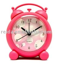 Promotional Twin Bell Table Clock RD601K