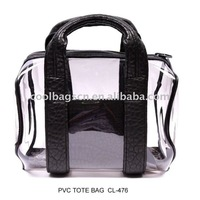 fashion PVC tote bag