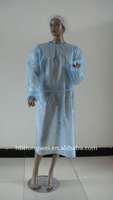 disposable non-woven medical clothing / surgical clothing manufacturers overseas