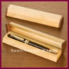 Newest Luxury wood fancy fountain pen box