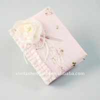 NEOVIVA Fabric Covered Small Photo Albums