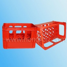 plastic beer bottle crate mould HN8233