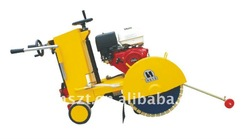 asphalt road cutter with honda gasoline