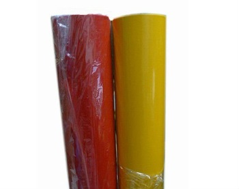 pvc color film for tables,textile