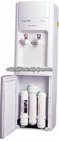 Pipe line water dispenser cooler