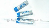 widely used for gas/water meters ER14505 AA Size 3.6V Lithium dry cell Lisocl2 Battery