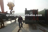 Pontoon dredger