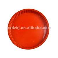 Food Grade Microwave Safe Silicone Nonstick Pizza Pans