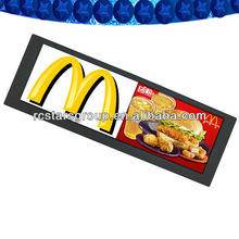15Inch Split Screen LCD Advertising Display With Mstar Solution