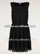 2012 hot selling cheap wholesale china ladies chiffon dresses