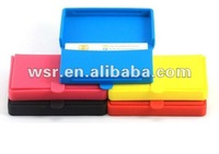 2012 promotional Silicone Business Card Holder
