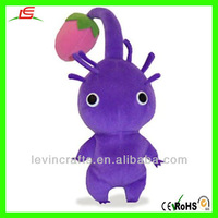 New Arrival Nintendo ~ Pikmin Purple Flower Bud Rare Plush Doll Collection Rare