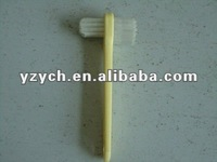 brush for artificial teeth