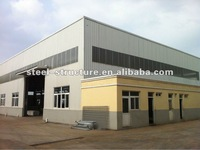 construction design steel warehouse from professional manufacturer