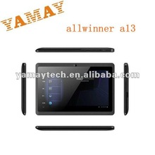 "7"" Android 4.0 5 Point Capacitive 1.5GHZ High Speed graphic tablet"