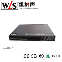 WLS best-seller DVD player with no screen