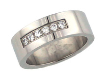 stainless steel ring in various styles, gorgeous looking perfect design